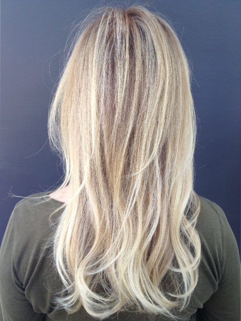 Butter Blonde Highlights By Amanda George Jonathan Amp George