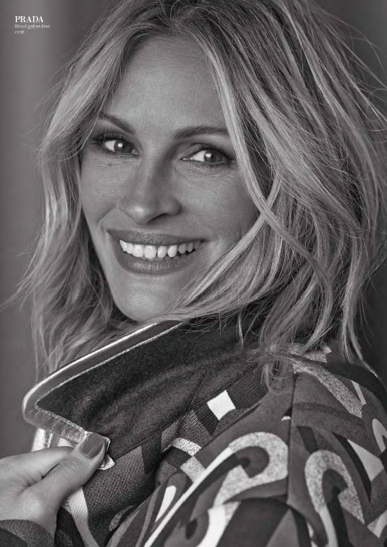 Julia Roberts So Devastated By Half Sister Nancy Motes S: InStyle September Issue 2014