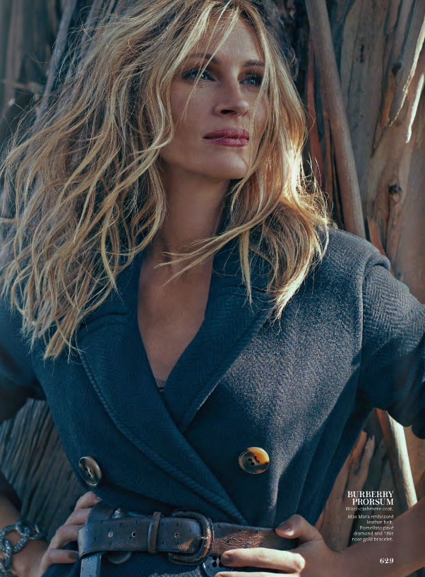 Julia Roberts Instyle September Issue 2014 Jonathan George Blog