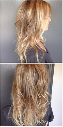 natural blonde highlights - hair color ideas blog