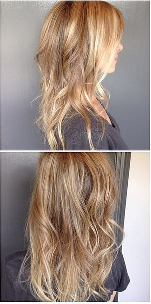 natural blonde highlights - hair color ideas blog