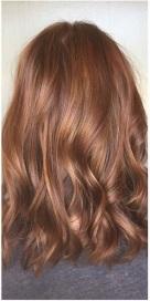 gorgeous brunette hair color idea