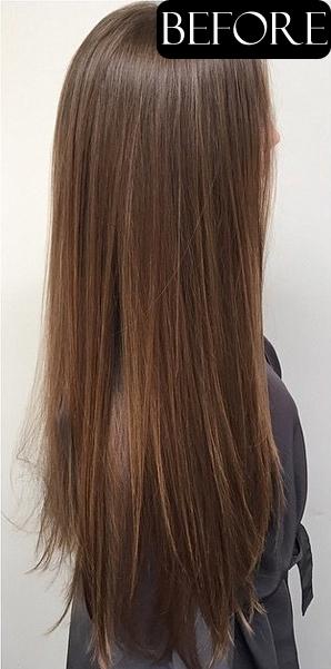 soft natural brunette jonathan george