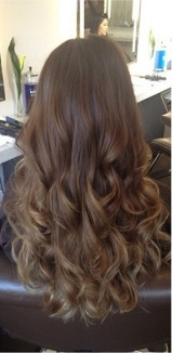 long hairstyle ideas - brunette hair color