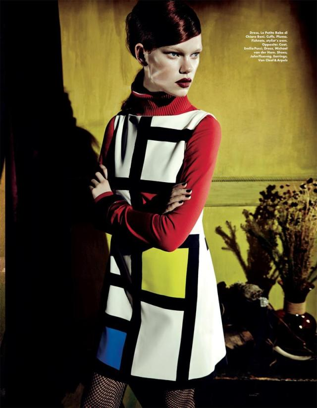 gareth bromell hair editorial elle malaysia october 2014