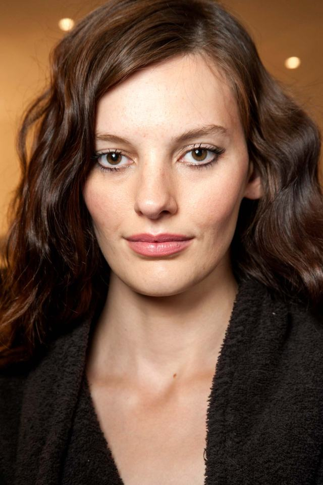 spring hair trends 2015 - emilio pucci