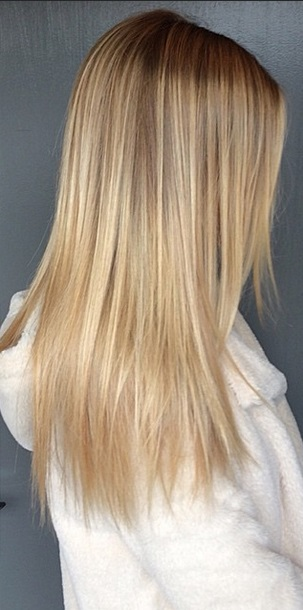 sleek vanilla blonde � jonathan amp george