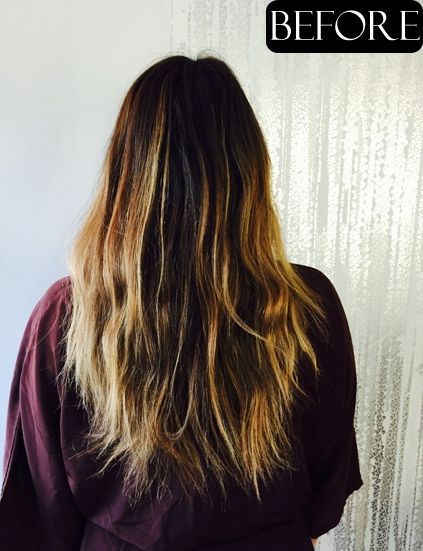 brunette hair color ideas before and after blog