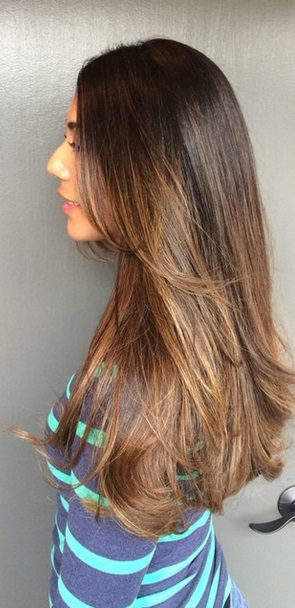 brunette hair color ideas blog