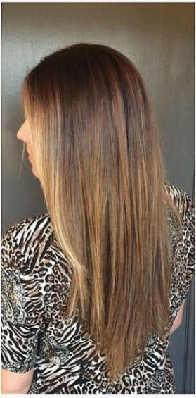 brunette with highlights hair color ideas