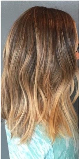light brunette - hair color ideas blog
