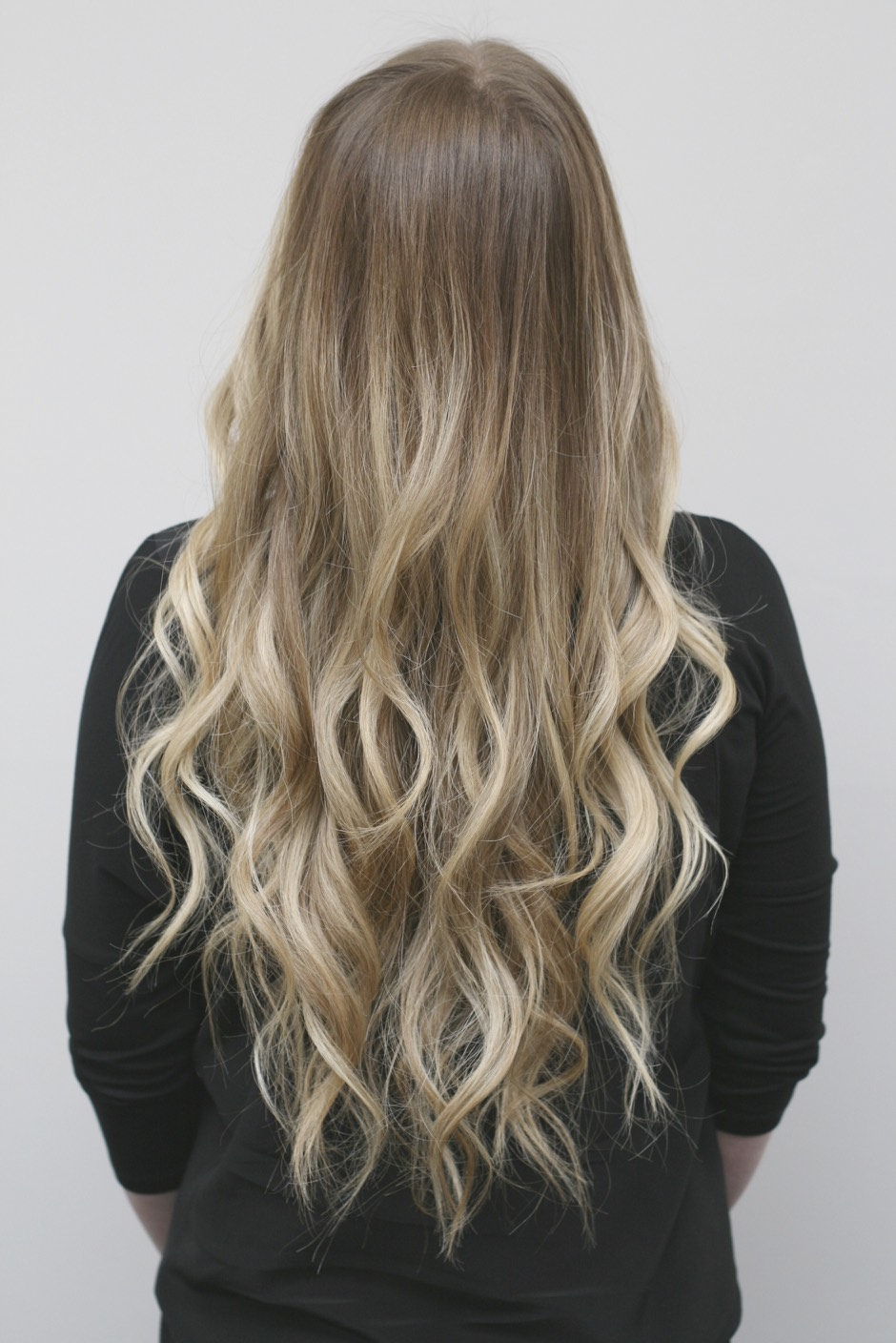 Sandy blonde ombre jonathan george long blonde highlights pmusecretfo Images