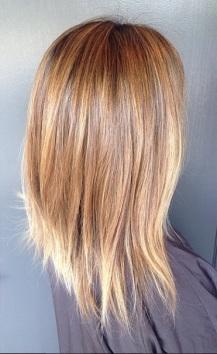 surfer bronde hair color
