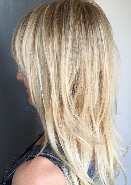 Natural Looking Blonde Hair Pinterest