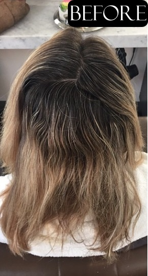 hair color correction beverly hills