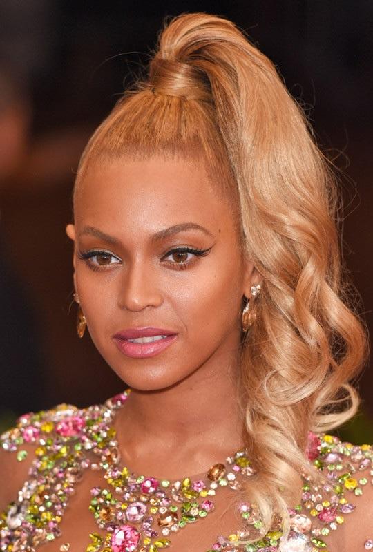 beyonce hair met gala 2015