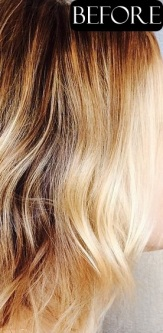 hair color makeovers before and after blog