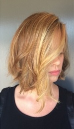 strawberry blonde hair color 2015