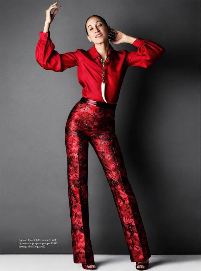 supermodel pat cleveland