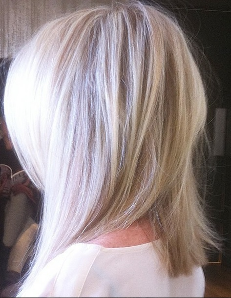 white blonde highlights � jonathan amp george