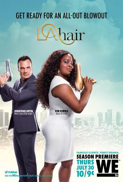 LA Hair Jonathan Antin