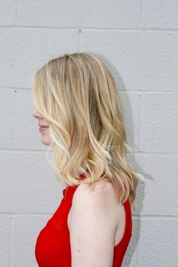 summer blonde highlights 2015