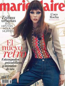 marie claire mexico august 2015