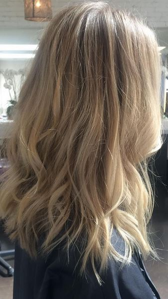 blonde hair color and hairstyles