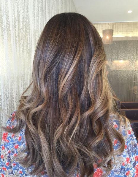 Fall hair color jonathan george fall brunette hair color idea urmus Images