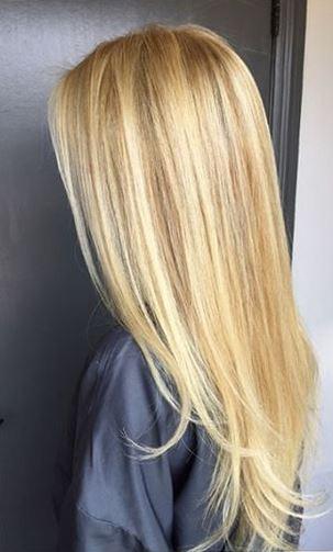 Natural Looking Highlights For Dark Hair