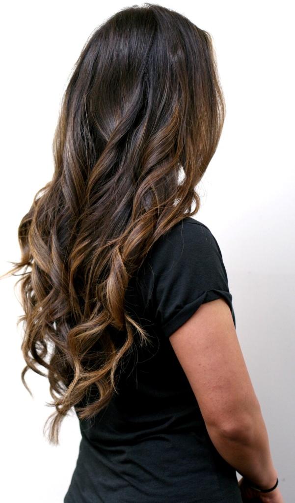 fall brunette hair color