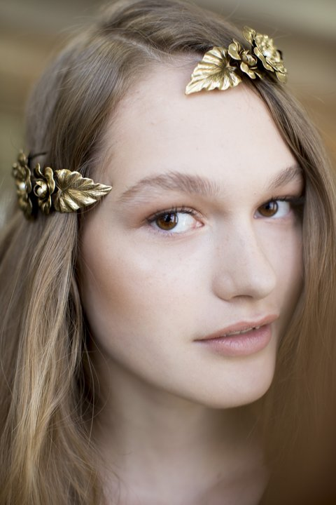 rodarte spring 2016 hair trends