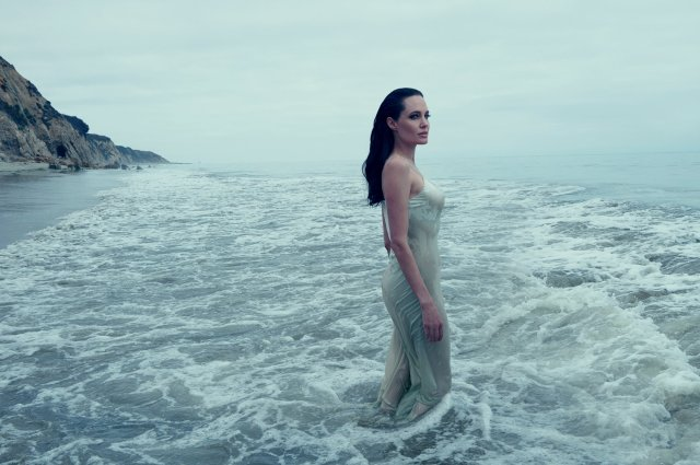angelina jolie pitt - vogue 2015 spread