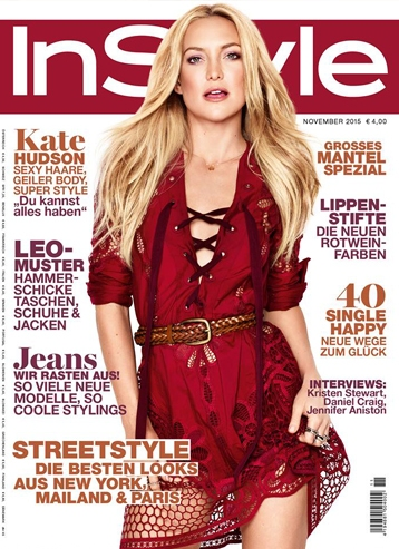kate hudson instyle germany november 2015