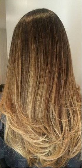 balayage ombre hair color ideas 2016
