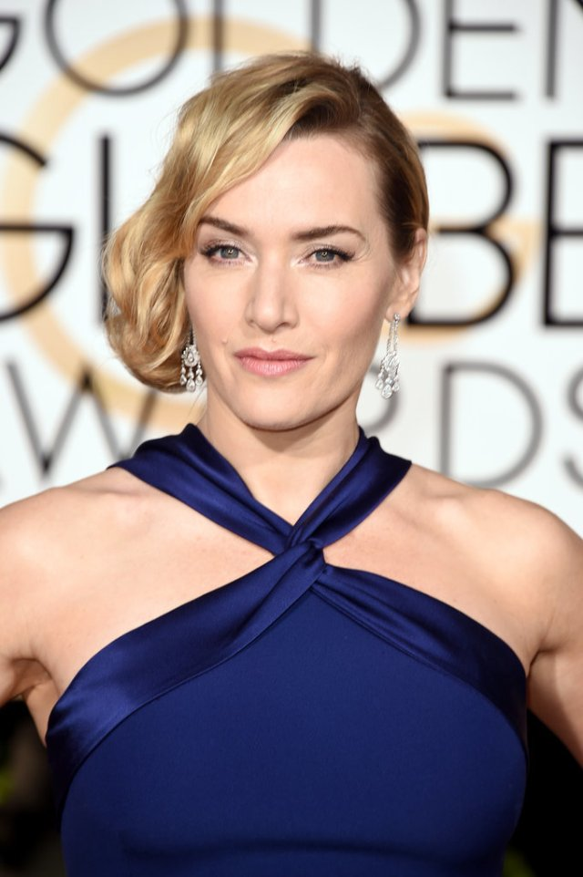 kate winslet - asymmetrical pin up