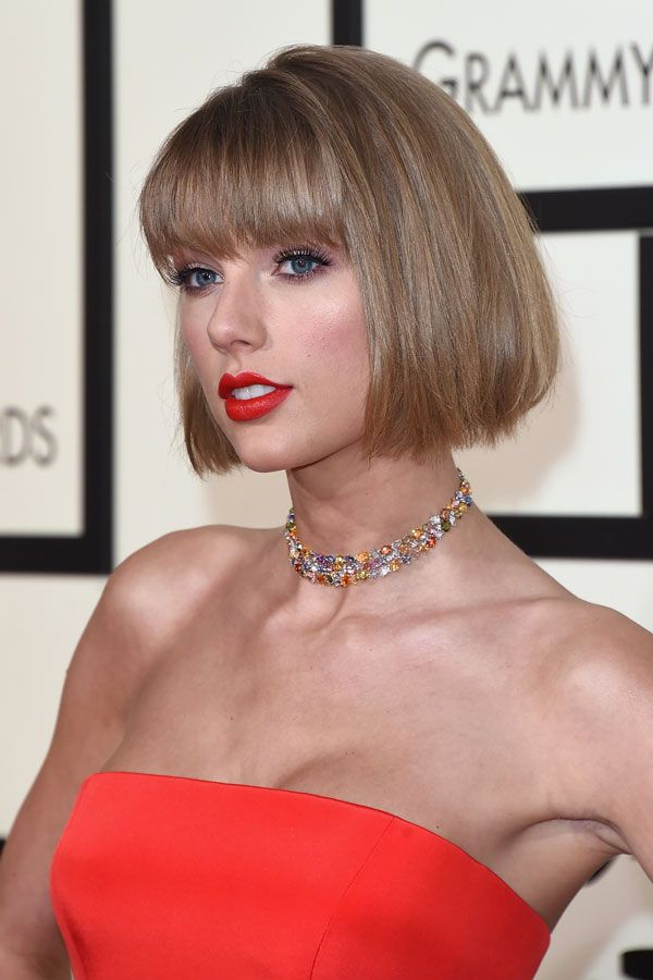 taylor swift hair grammys 2016
