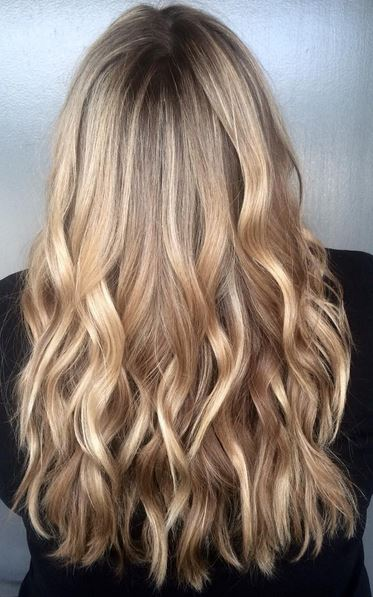 hair color to want - dimensional bronde