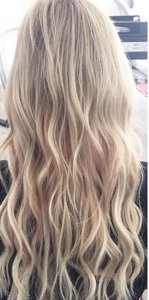 amazing and natural looking hair extensions