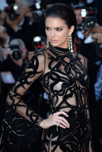 kendall jenner cannes 2016
