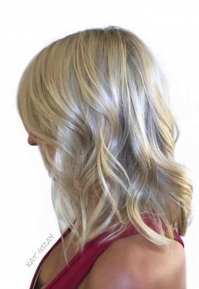 hair color envy - soft blonde babylights