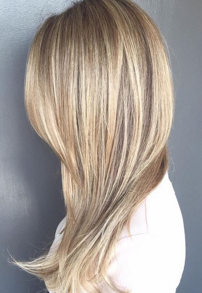 multidimensional bronde highlights