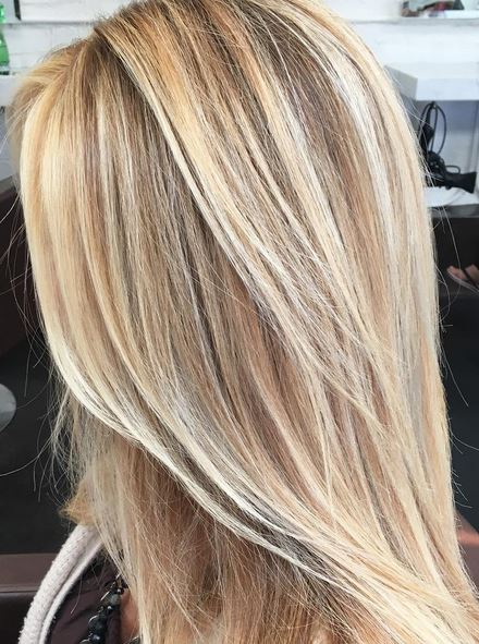 Highlights page 14 jonathan george buttery blonde highlights urmus Choice Image