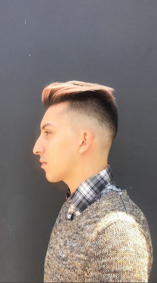 mens faded haircuts 2017
