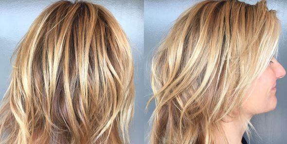 honey-gold-blonde-highlights