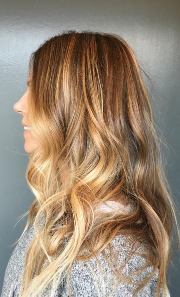 honey-bronde-balayage-highlights