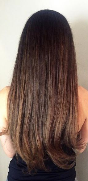 subtle-brunette-highlights
